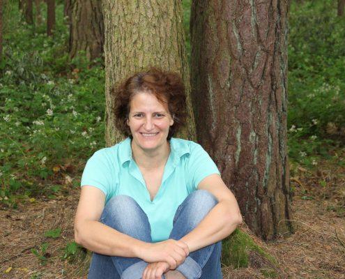 Sandra Röhrl Waldbaden